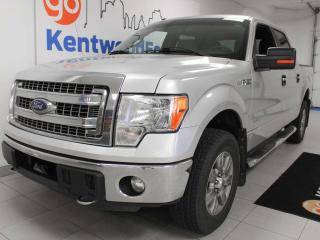 Used 2013 Ford F-150 XLT XTR 4x4 ecoboost with 3 front seats for sale in Edmonton, AB