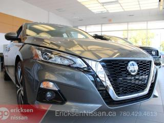 New 2019 Nissan Altima Platinum I Nav I Leather I Sunroof I Heated & Cooling Seats l Demo for sale in Edmonton, AB