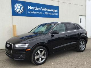 Used 2015 Audi Q3 PROGRESSIV QUATTRO AWD for sale in Edmonton, AB