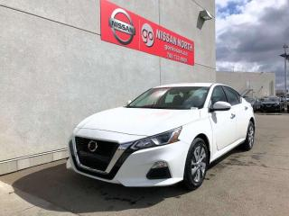 New 2019 Nissan Altima 2.5 S/AWD/PUSH START/BACKUP CAM for sale in Edmonton, AB