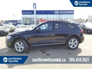 Used 2015 Audi Q5 Q5 PREM 2.0T/AWD/LEATHER/HEATED SEATS for sale in Edmonton, AB