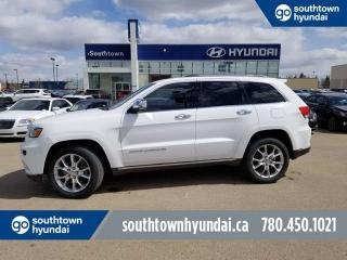 Used 2014 Jeep Grand Cherokee SUMMIT 4WD/PANO SUNROOF/LEATHER/NAV for sale in Edmonton, AB