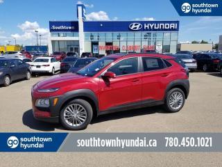 New 2019 Hyundai KONA Luxury - 2.0L Leather/Sunroof/SmartSense Active Safety for sale in Edmonton, AB