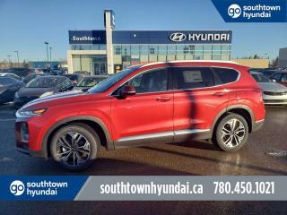 New 2019 Hyundai Santa Fe Ultimate - 3.3L Nav, 360 Cam, Bluelink for sale in Edmonton, AB