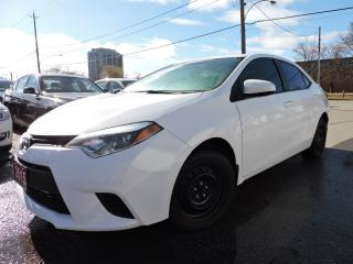 Used 2015 Toyota Corolla LE | BACK UP CAM | BLUETOOTH | HTD SEATS for sale in BRAMPTON, ON