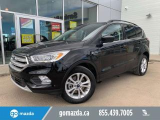 Used 2018 Ford Escape SEL AWD LEATHER NAV SAFETY PKG for sale in Edmonton, AB