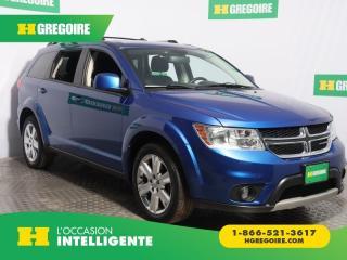 Used 2015 Dodge Journey LTD 7 PASSAGERS DVD for sale in St-Léonard, QC