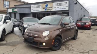 Used 2012 Fiat 500 Sport w/P-MOON for sale in Etobicoke, ON