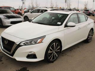 New 2019 Nissan Altima 2.5 Platinum 4dr AWD Sedan for sale in Edmonton, AB