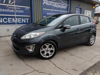 Used 2011 Ford Fiesta Ses + Toit + Mag for sale in Boisbriand, QC