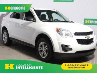 Used 2015 Chevrolet Equinox LS A/C GR ELECT MAGS for sale in St-Léonard, QC