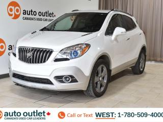 Used 2014 Buick Encore CRUISE CONTROL, HEATED SEATS, BLUETOOTH/HANDSFREE, BACKUP CAMERA, for sale in Edmonton, AB