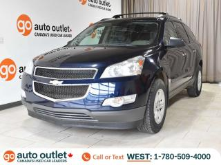 Used 2012 Chevrolet Traverse LS AWD, 3rd Row 8 Passenger! for sale in Edmonton, AB