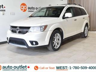 Used 2014 Dodge Journey R/T, AWD, 7 Pass, Sunroof, backup camera for sale in Edmonton, AB