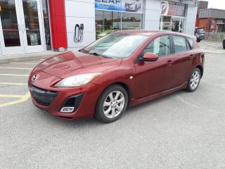 Used 2010 Mazda MAZDA3 Hatcback for sale in Val-D'or, QC