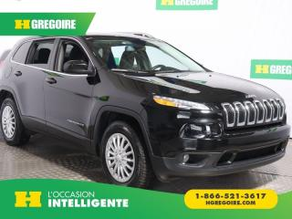 Used 2017 Jeep Cherokee NORTH 4X4 A/C GR for sale in St-Léonard, QC