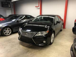 Used 2013 Lexus ES 350 TOURING AUTO,GPS,CAMÉRA,CUIR,TOIT OUVRAN for sale in Montréal, QC