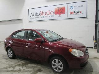 Used 2009 Hyundai Accent AUTOMATIQUE**BERLINE 4 PORTE for sale in Mirabel, QC