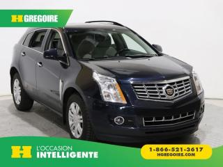 Used 2015 Cadillac SRX BASE A/C CUIR MAGS for sale in St-Léonard, QC