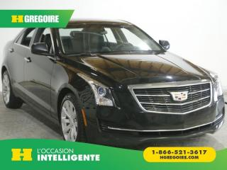 Used 2017 Cadillac ATS AWD AC GR ELEC for sale in St-Léonard, QC