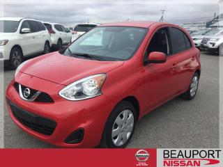 Used 2016 Nissan Micra 1.6 SV ***9000 KM*** for sale in Beauport, QC