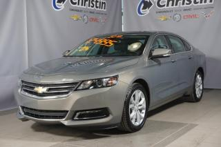 Used 2018 Chevrolet Impala Cuir Sunroof V6 for sale in Montréal, QC