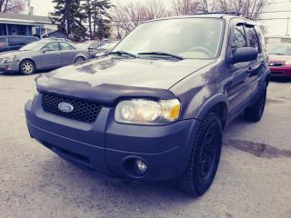 Used 2005 Ford Escape 4x4 for sale in Laval, QC