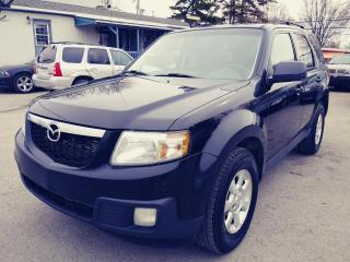 Used 2009 Mazda Tribute TRACTION INTÉGRALE for sale in Laval, QC