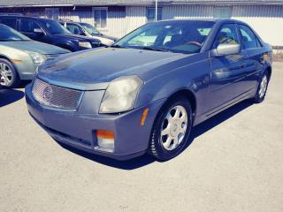 Used 2004 Cadillac CTS for sale in Laval, QC