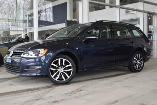 Used 2016 Volkswagen Golf Sportwagen Comfortline A/c Mags for sale in St-Jérôme, QC