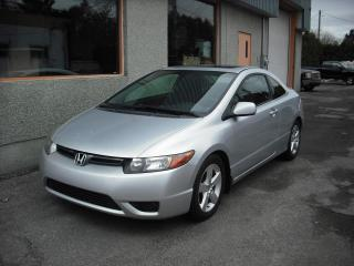 Used 2008 Honda Civic 2 portes, boîte automatique, LX for sale in Repentigny, QC