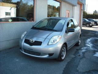 Used 2008 Toyota Yaris Hayon 3 portes, boîte manuelle, CE for sale in Repentigny, QC