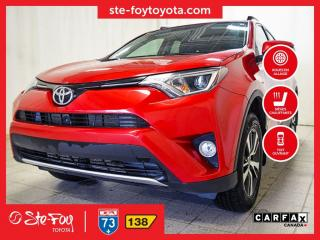 Used 2016 Toyota RAV4 Xle Awd T.ouvrant for sale in Québec, QC