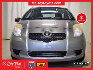 Used 2008 Toyota Yaris Ce A/c, Vi for sale in Québec, QC