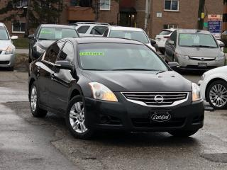 Used 2011 Nissan Altima 2.5 SL, LEATHER, REAR-CAM, BOSE AUDIO, SUNROOF for sale in Mississauga, ON
