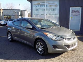 Used 2011 Hyundai Elantra ***GLS,AUTOMATIQUE BLUETOOTH,MAGS***- for sale in Longueuil, QC