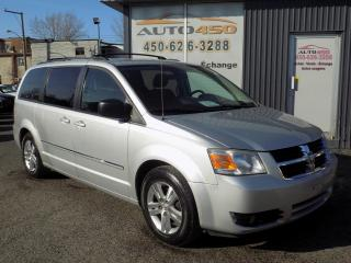 Used 2008 Dodge Grand Caravan ***SXT,SWIVEL N GO,AIR CLIM 2 ZONE*** for sale in Longueuil, QC