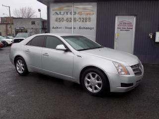 Used 2009 Cadillac CTS ***4X4,CUIR,AIR CLIM,MAGS*** for sale in Longueuil, QC