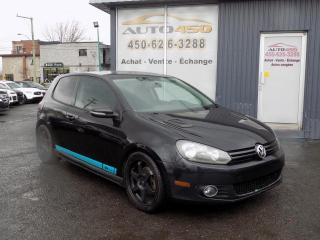 Used 2012 Volkswagen Golf ***SPORTLINE,MAGS,TOIT,BLUETOOTH*** for sale in Longueuil, QC