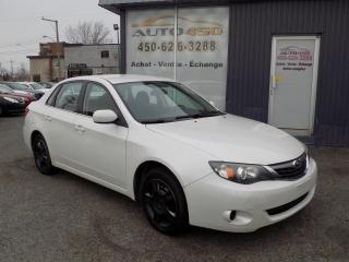 Used 2009 Subaru Impreza ***4X4,AIR CLIM,AUTOMATIQUE*** for sale in Longueuil, QC