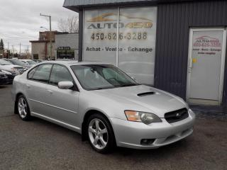 Used 2005 Subaru Legacy ***2.5GT LIMITED,CUIR,TOIT,CRUISE*** for sale in Longueuil, QC