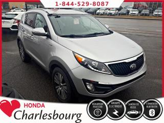 Used 2016 Kia Sportage EX AWD **28 692 KM** for sale in Charlesbourg, QC