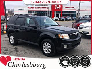 Used 2009 Mazda Tribute GX V6 **UN PROPRIÉTAIRE** for sale in Charlesbourg, QC