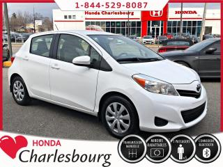 Used 2012 Toyota Yaris LE **HATCHBACK**76 145 KM** for sale in Charlesbourg, QC