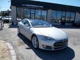 Used 2014 Tesla Model S S 85 for sale in St-Hubert, QC