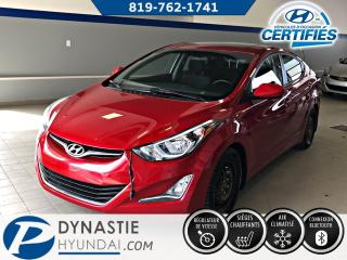 Used 2015 Hyundai Elantra GLS for sale in Rouyn-Noranda, QC