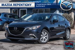 Used 2015 Mazda MAZDA3 GX Groupe Confort (Air Climatisé ) for sale in Repentigny, QC