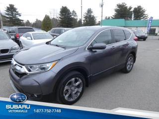 Used 2017 Honda CR-V Traction intégrale 5 portes EX for sale in Victoriaville, QC