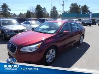 Used 2015 Subaru Legacy 2.5i berline 4 portes CVT for sale in Victoriaville, QC