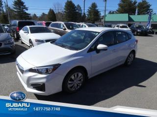 Used 2018 Subaru Impreza 2.0i Commodité 5 portes BM for sale in Victoriaville, QC